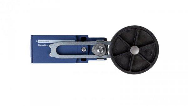 Wyłącznik krańcowy 1R 1Z migowy tworzywo dźwignia obrotowa z regulacją długości fi50mm XCKN2149G11