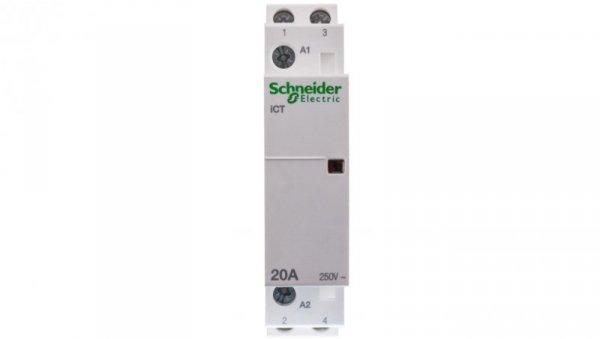 Stycznik modułowy 20A 2Z 0R 230V AC iCT A9C22722