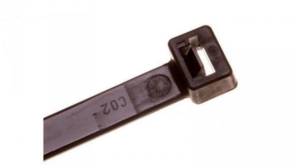 Opaska kablowa 8mm 450mm czarna UV 450/ 8 OZC 80-450 25.143 /50szt./