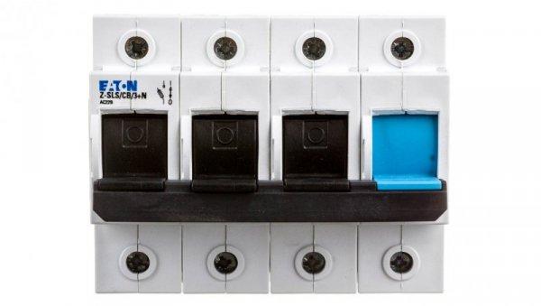 Rozłącznik bezpiecznikowy 3P+N 63A D02 Z-SLS/CB/3+N 167283