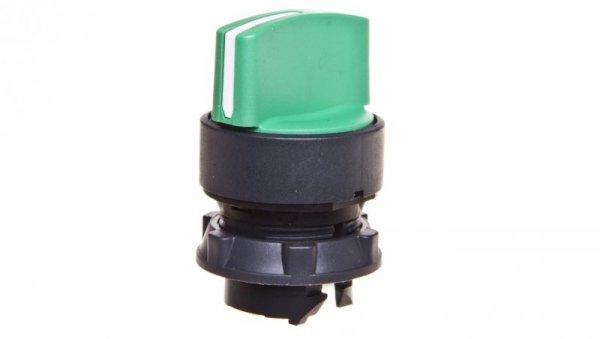 Napęd przełącznika 3 położeniowy zielony bez podświetlena bez samopowrotu ZB5AD303