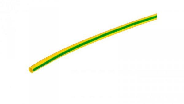 Waz termokurczliwy 4.0/1.0 zolto-zielony NA401040E