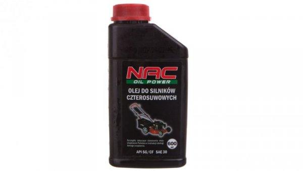 Olej do silników czterosuwowych NAC SAE 30 0,6L OMO SAE30 0,6L