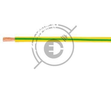 Przewód instalacyjny H07V-K (LgY) 16 żółto-zielony /bębnowy/