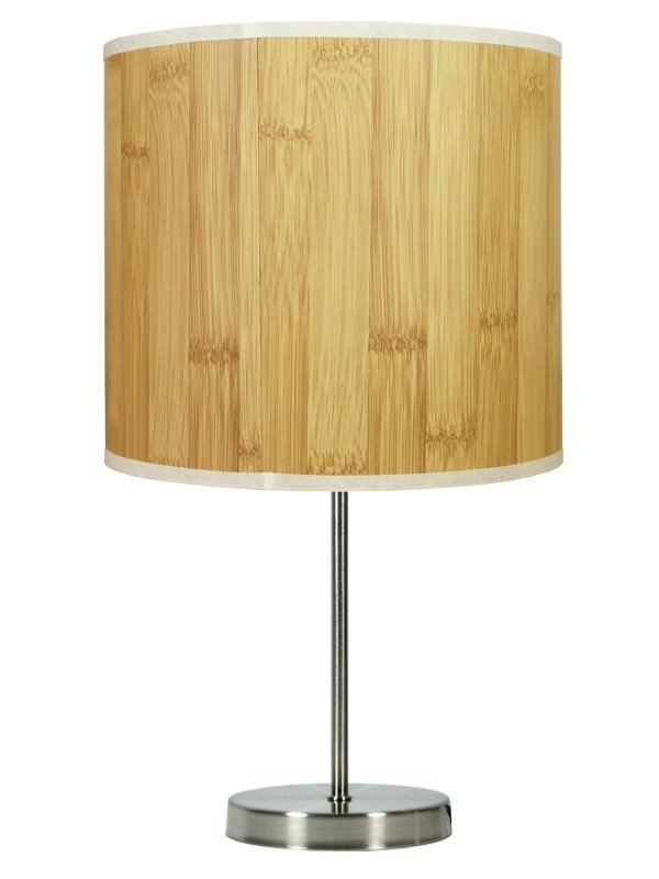 TIMBER LAMPKA GABINETOWA 1X60W E27 SOSNA