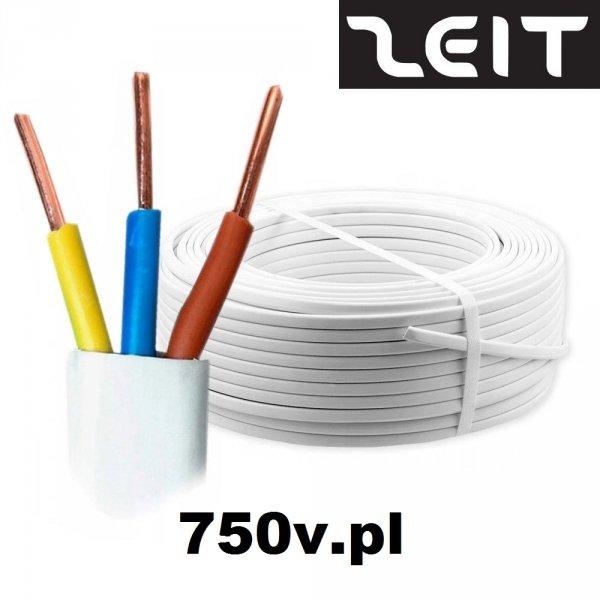 Przewód YDYp 3x1,5 żo 450/750V 100m ZEIT