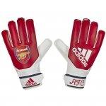 Rękawice adidas Arsenal FC YP EK4746 czerwony 7