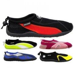 Buty plażowe neoprenowe multikolor mix