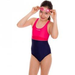 Kostium kąpielowy Aqua-speed Emily 158 cm różowy