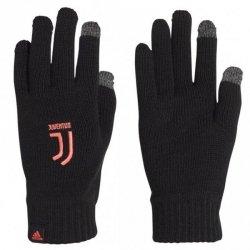 Rękawiczki adidas Juventus Gloves DY7519 czarny S