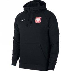 Bluza Nike Poland Hoodie CI8445 010 czarny M