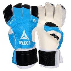 Rękawice bramkarskie Select 02 biały 10