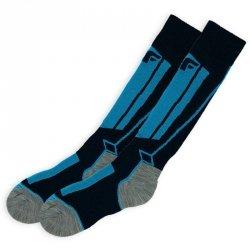 Skarpety narciarskie 4F HJZ20-JSOMN001 36S niebieski 36-38