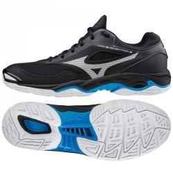 Buty do piłki ręcznej Mizuno Wave Phantom 2 X1GA206045 44 1/2 czarny