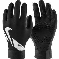 Rękawiczki piłkarskie Nike Hyperwarm Academy Y CU1595 010 czarny L
