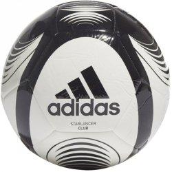 Piłka adidas Starlancer Club GK3499 biały 4