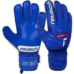 Rękawice bramkarskie Reusch Attrakt Silver Junior 51 72 215 4010 niebieski 5