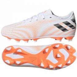 Buty adidas Nemeziz.4 FxG J FW7363 biały 28