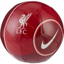 Piłka Nike Liverpool FC Skills DD1505 677 czerwony 1