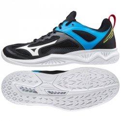Buty do piłki ręcznej Mizuno GHOST SHADOW X1GA198045 44 1/2 czarny