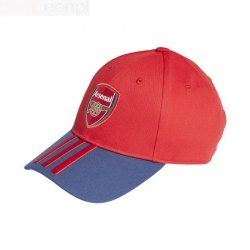 Czapka adidas Arsenal FC Baseball Cap GU0099 czerwony OSFM