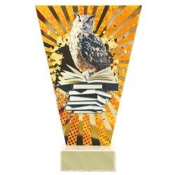 Trofeum szklane Tryumf 22,5 cm