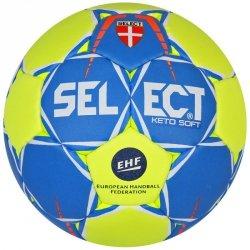 Piłka ręczna Select Keto  EHF 3840850251 Ø żółty