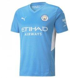 Koszulka Puma Manchester City FC Home Shirt Replica 759202 01 niebieski XL