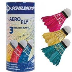 Lotka do badmintona Schildkrot Aero Fly biały wolna
