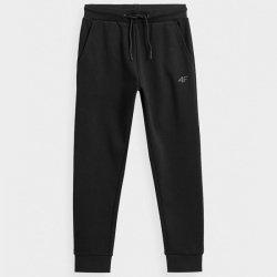 Spodnie 4F HJZ21-JSPMD001 20S czarny 122 cm