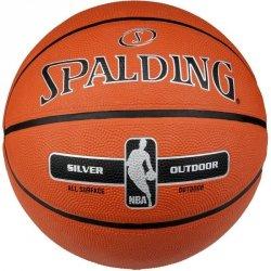 Piłka Spalding NBA Silver Series 5 brązowy