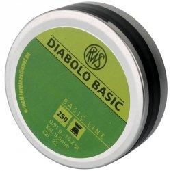 Śrut 5,5mm Diabolo Basic 5,5 mm