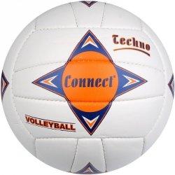 Piłka siatkowa Connect Techno 5 pomarańczowy