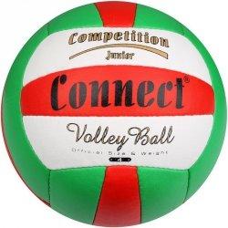 Piłka siatkowa 4 Connect Competition 4 zielony