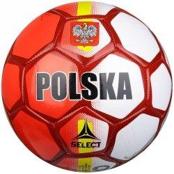 Piłka Select Polska biały 5