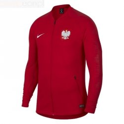 Bluza Reprezentacji Polski POL SQD JKT Anthem 893600 611 czerwony XXL