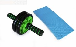 Kółko treningowe podwójne- Exercise Wheel Double