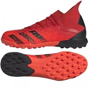 Buty adidas Predator Freak.3 TF FY6311 czerwony 41 1/3