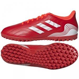 Buty adidas Copa Sense.4 TF FY6179 czerwony 41 1/3
