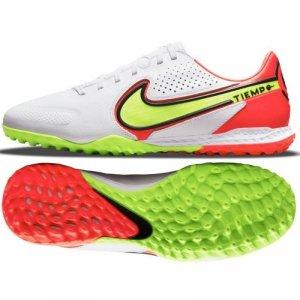 Buty Nike React Tiempo Legend 9 Pro TF DA1192 176 biały 42 1/2