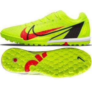 Buty Nike Mercurial Vapor 14 Pro TF CV1001 760 żółty 41