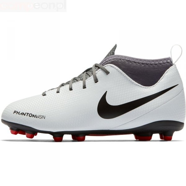 Buty Nike JR Phantom VSN Club DF FG AO3288 060 szary 28