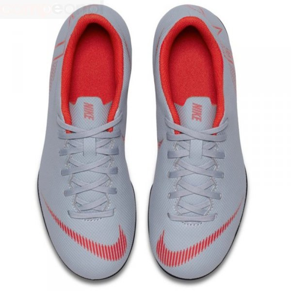 Buty Nike Jr Mercurial Vapor 12 Club GS MG AH7350 060 szary 36 1/2