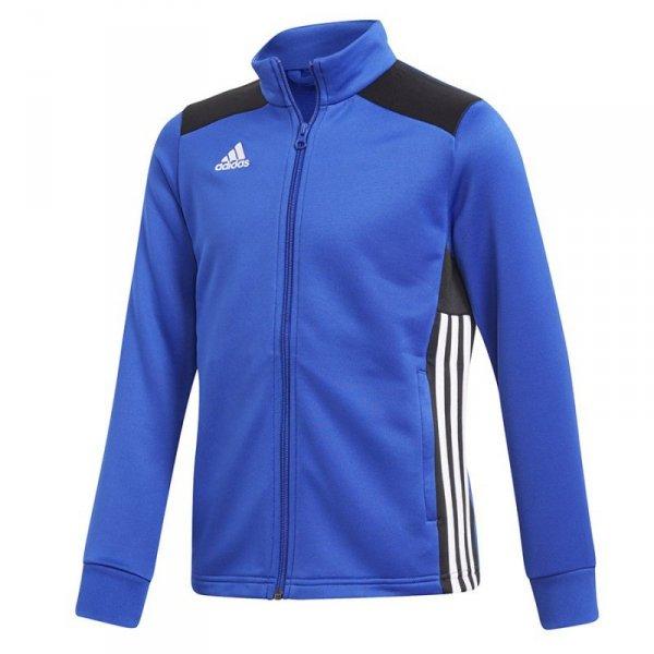 Bluza adidas Regista 18 PES JKT Y CZ8631 niebieski 140 cm