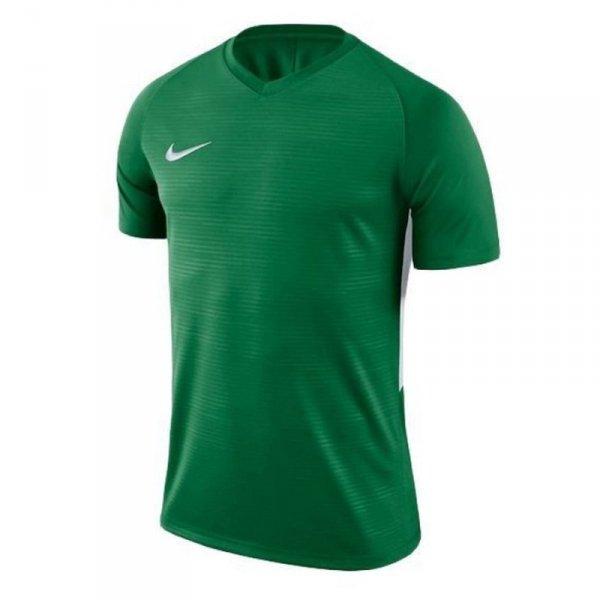 Koszulka Nike NK Dry Tiempo Prem JSY SS 894230 302 zielony S