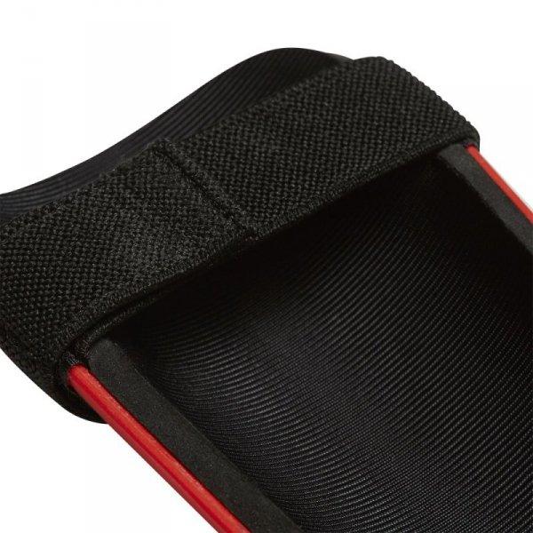 Nagolenniki adidas X Lite Guard DN8608 czerwony XL