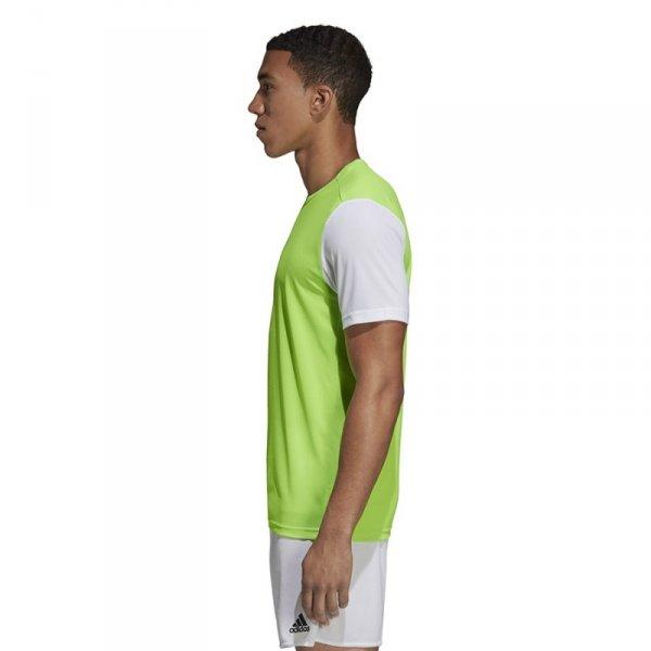 Koszulka adidas Estro 19 JSY Y DP3240 zielony 116 cm
