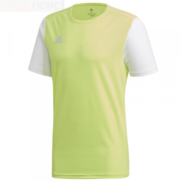 Koszulka adidas Estro 19 JSY DP3235 żółty S