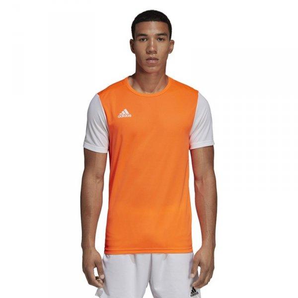 Koszulka adidas Estro 19 JSY DP3236 pomarańczowy XL