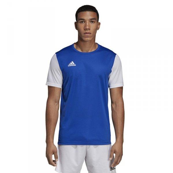 Koszulka adidas Estro 19 JSY DP3231 niebieski L